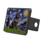 STARRY-Newfie-Blk2.png Rectangular Hitch Cover