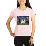 STARRY-Newfie-Landseer4.png Performance Dry T-Shir