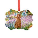 MP-GARDEN-Poodle-ST-Apricot1.png Picture Ornament