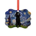 5.5x7.5-Starry-Pood-Blk-Paris.PNG Picture Ornament