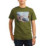 MP-CREATION-PugLcy.png Organic Men's T-Shirt (dark