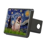 MP-STARRY-Pug2-fawn.png Rectangular Hitch Cover