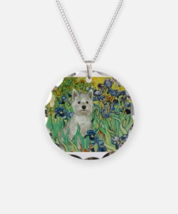 5.5x7.5-Irises-WestieSab.png Necklace