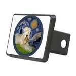 WE-Starry-Wheaten1.png Rectangular Hitch Cover