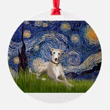 5.5x7.5-Starry-Whippet2.png Ornament