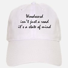 Woodward Isnt Just A Road it's a State Of Mind Baseball Baseball Cap
