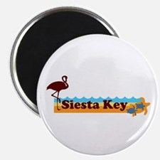 Siesta Key - Beach Design. Magnet