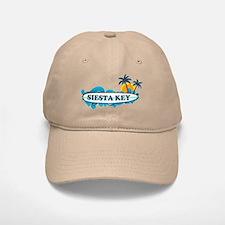 Siesta Key - Surf Design. Baseball Baseball Cap