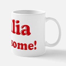 Cecilia is Awesome Mug