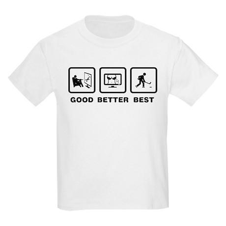 Ice Hockey Kids Light T-Shirt