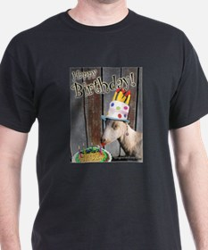 Happy Birthday from Ruby the Sassy Goat T-Shirt