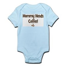 Mommy Needs Coffee Body Suit