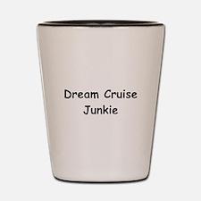 Dream Cruise Junkie Shot Glass