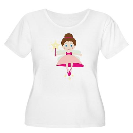 Tooth fairy women 39 s plus size scoop neck t shirt tooth for Tooth fairy t shirt
