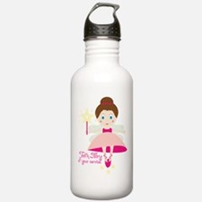 At Your Service Water Bottle