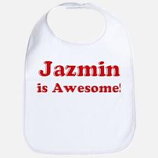 Jazmin is Awesome Bib