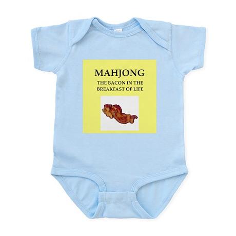 mahjong Body Suit