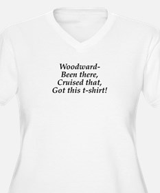 Woodward Been There Cruised That Got This Shirt Wo