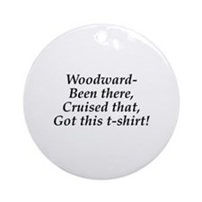 Woodward Been There Cruised That Got This Shirt Or