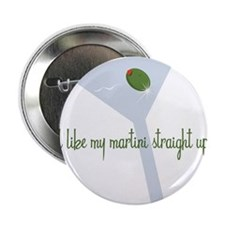 "Straight Up 2.25"" Button"