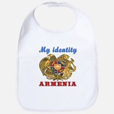 My Identity Armenia Bib