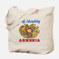 My Identity Armenia Tote Bag