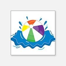 Beach Ball Sticker