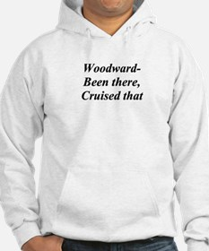 Woodward Been There Cruised That Hoodie