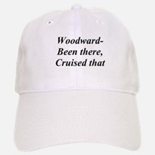 Woodward Been There Cruised That Baseball Baseball Cap