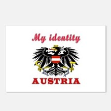 My Identity Austria Postcards (Package of 8)