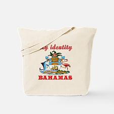 My Identity Bahamas Tote Bag