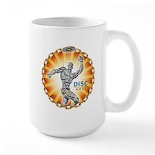 Robot Thrower Mug