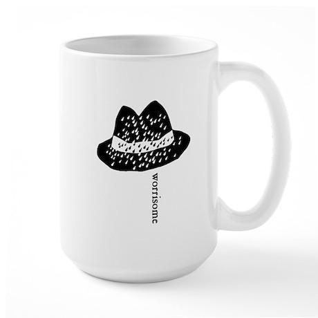 worrisome Large Mug