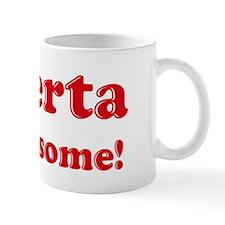 Roberta is Awesome Coffee Mug