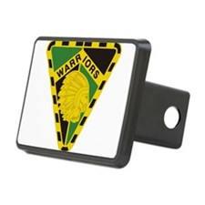 Warriors Hitch Cover