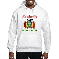 My Identity Bolivia Hoodie