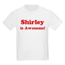 Shirley is Awesome Kids T-Shirt