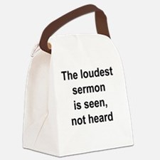 leadership Canvas Lunch Bag
