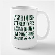 Irish Stereotypes Mug