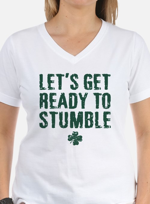 Ready to Stumble Shirt
