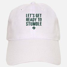 Ready to Stumble Baseball Baseball Cap