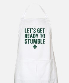 Ready to Stumble Apron