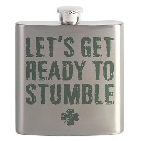 Ready to Stumble Flask