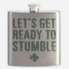 Ready to Stumble Flask