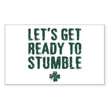 Ready to Stumble Decal