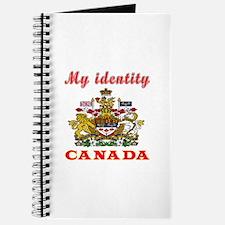 My Identity Canada Journal