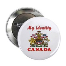 "My Identity Canada 2.25"" Button"