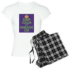 Keep Calm and Parade On Pajamas