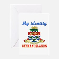 My Identity Cayman Islands Greeting Card