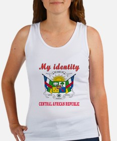 My Identity Central African Republic Women's Tank